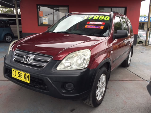 HONDA  CR-V RD WAGON(SOLD!!!)